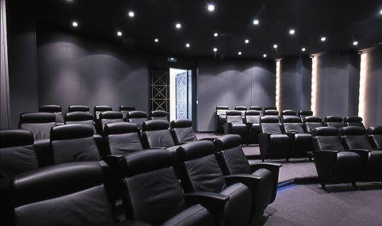 Hotel Cinema, France